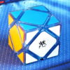 Dayan Skewb transparent-blue