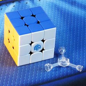 Gan 356 R 3x3 stickerless