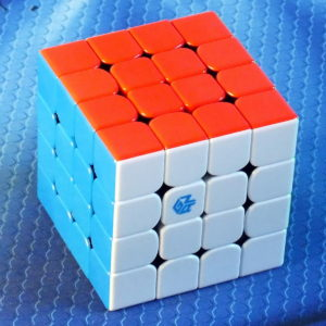 Gan 460 M 4x4 stickerless
