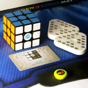 Gan Air Magnetic SM 3×3 black