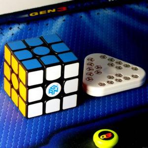 Кубик Рубика Gan Air S 3×3 black