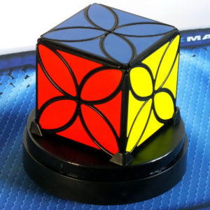 Головоломка MoFangGe Clover Cube black