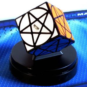 Головоломка MoFangGe Pentacle Cube black
