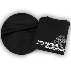 Футболка MoFangGe чёрная, размер L