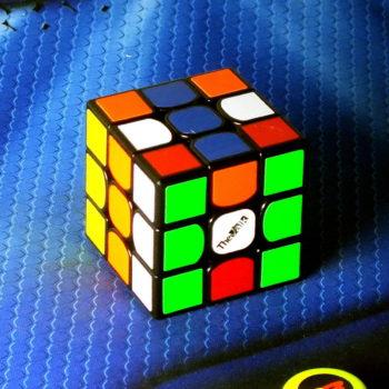 Кубик Рубика MoFangGe The Valk 3 Mini 47.4mm 3x3 black