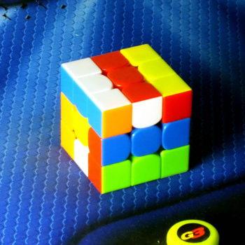 Кубик Рубика MoFangGe The Valk 3 Mini 47.4mm 3x3 stickerless