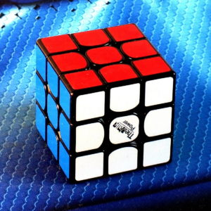Кубик Рубика MoFangGe The Valk 3 Power 3x3 black