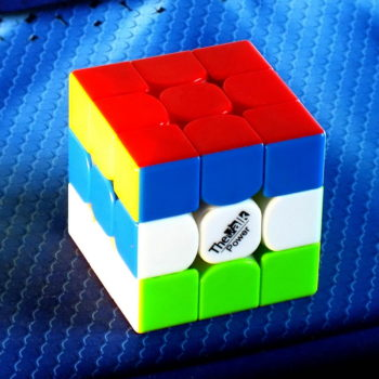 Кубик Рубика MoFangGe The Valk 3 Power 3x3 stickerless