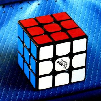 Кубик Рубика MoFangGe The Valk 3 Power M Magnetic 3x3 black