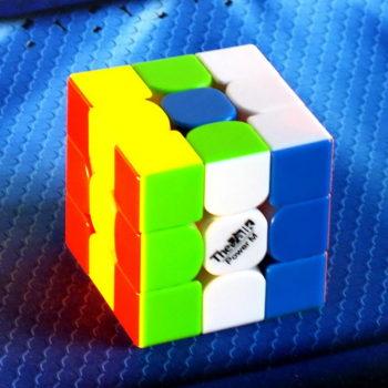 Головоломка MoFangGe The Valk 3 Power M Magnetic 3x3 stickerless