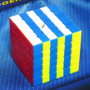 MoFangGe WuHua 6x6 stickerless