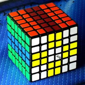 Кубик Рубика MoFangGe WuHua v2 6x6 black