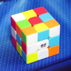MoFangGe Yongshi W (v3) 3x3 stickerless