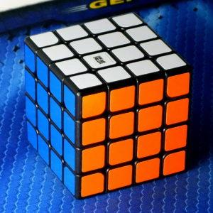 Кубик Рубика Moyu Aosu GTS M Magnetic 4x4 black