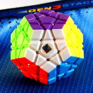 Головоломка Moyu Cubing Classroom Megaminx stickerless