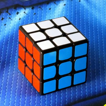 Кубик Рубика Moyu Guanlong Plus 3x3 black