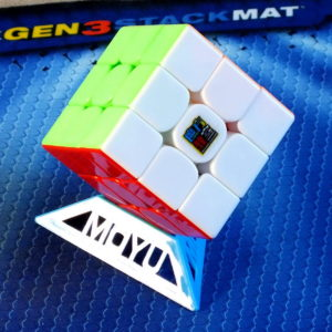Moyu MF3 RS3M Magnetic 3x3 stickerless