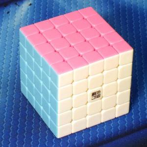 Moyu YuChuang 5x5 stickerless-pink
