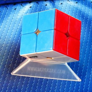 Moyu ZhanLang M Magnetic 2x2 stickerless