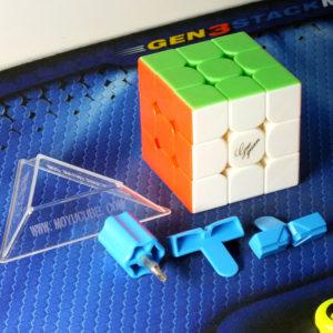 Кубик Рубика Moyu GuoGuan Yuexiao Pro 3x3 stickerless