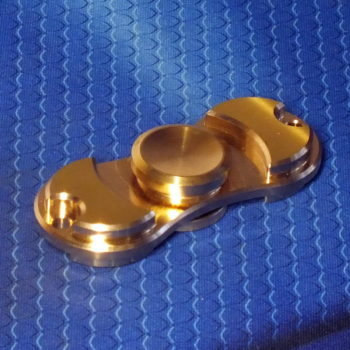 Спиннер медный Brass