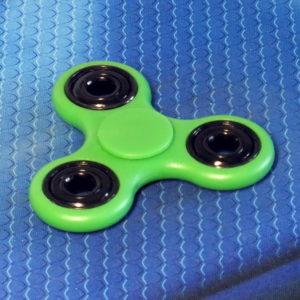 Спиннер Clover green