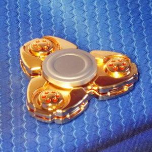Спиннер металлический CKF golden