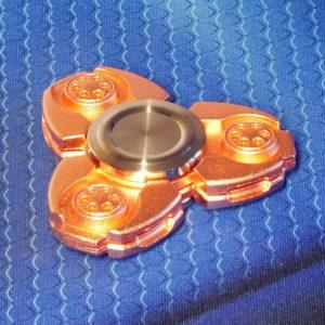 Спиннер металлический CKF pink
