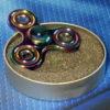 Спиннер металлический Clover alloy