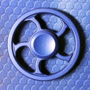 Спиннер металлический S-Wheel blue