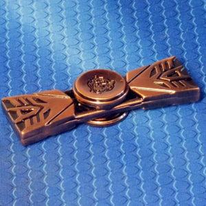 Спиннер металлический Transformer2 copper