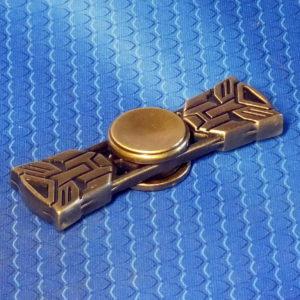 Спиннер металлический Transformer2 golden