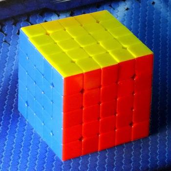 Кубик Рубика Yuxin Cloud 5x5 stickerless