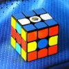 Кубик Рубика Yuxin Little Magic 3x3 black