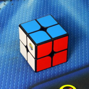 Yuxin White Kylin 2x2 black